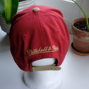 Mitchell & Ness Accessories - Signed San Fransisco 49ers Hat